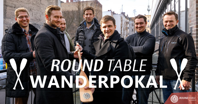 Der Stand-Up-Paddling Wettkampf um den Round Table Wanderpokal des D16 | RT202 & RT44