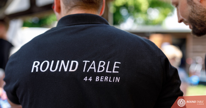 Round Table 44 Berlin / Giuliano Corte